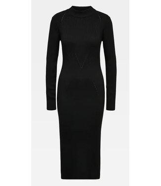 G-Star Plated Lynn dress zwart D17811-C484-8299