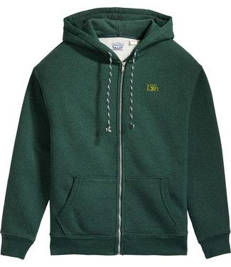 Levi's Premium heavyweight zip groen 34599-0002