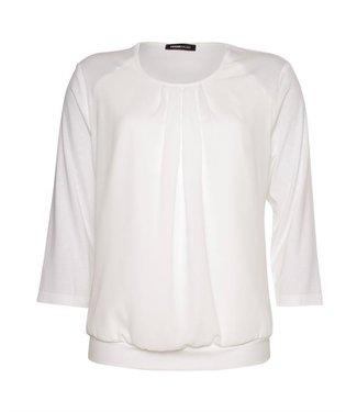 Frank Walder Shirt 3/4 Ärmel white NOS707426