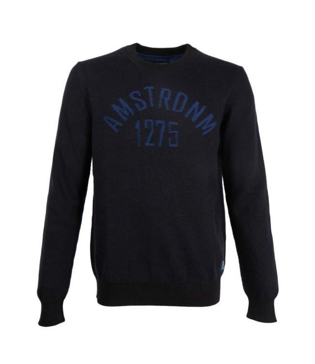 Amsterdenim Pullover zwart AM2003-583