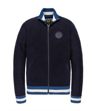 PME Legend Zip jacket cotton Night Sky PKC208358