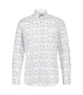 State of Art Shirt LS Printed Pop 214-11201-5736