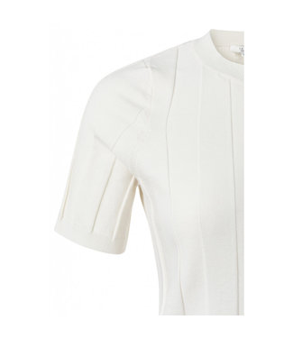 Yaya Wide rib sweater **00 1000396-111