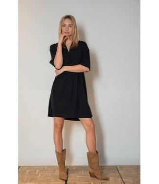 PENN&INK N.Y Dress zwart S21N952