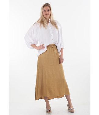 PENN&INK N.Y Skirt goudgeel S21F901