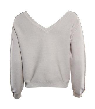 Poools Sweater 2 ways off white 113185
