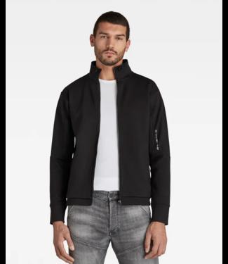 G-Star Moto track jacket zwart D19151-C541-6484