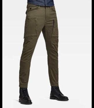 G-Star Zip pocket 3 d skinny cargo groen D18928-C105-723