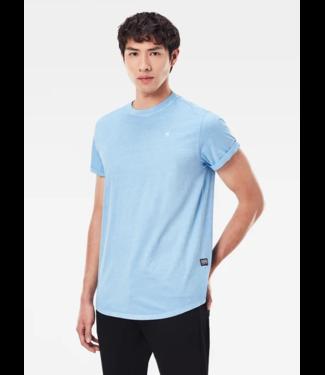 G-Star Lash t-shirt lichtblauw D16396-2653-C260
