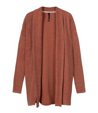 10Days Cardigan terry bruin 20-855-1201