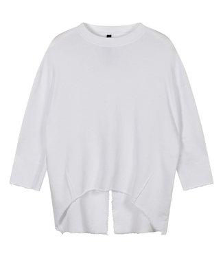 10Days Sweater split wit 20-806-1201