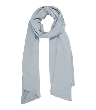 10Days Scarf  fleece logo grijs 20-904-1201