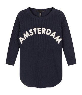 10Days Sweater amsterdam blauw 20-616-1201