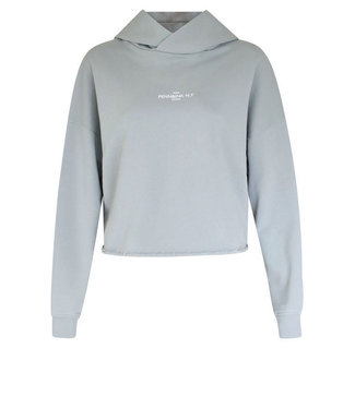 PENN&INK N.Y Sweater print  pigeon white S21T564