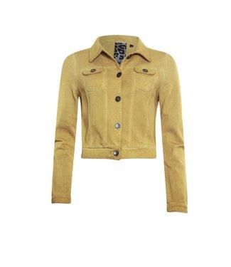 Poools Jacket geel 113202