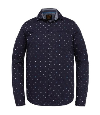 Long Sleeve Shirt All-over print o Sky Captain PSI211202