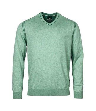 Baileys V-neck pullover groen 118109