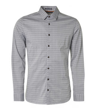 No Excess Shirt Long Sleeve Stretch All Over **00 99481111