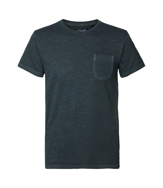 Petrol Industries T-shirt ss r-neck groen M-1010-TSR660