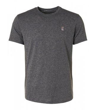 No Excess T-Shirt Crewneck 2 Coloured Melange **00 11340214SN