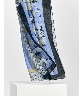 OPUS Atiffa scarf blauw 244429134