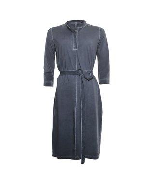 Poools Dress cold wash grijs 113238