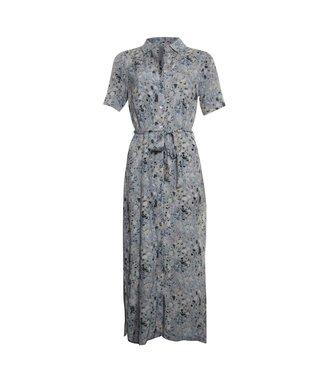 Poools Dress print grijs 113222