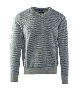 State of Art Pullover V-Neck Jacq **00 12411133