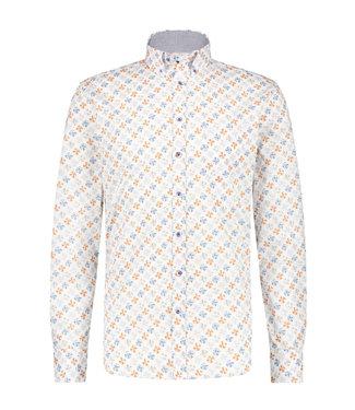 State of Art Shirt LS Printed Pop **00 214-11278-2657