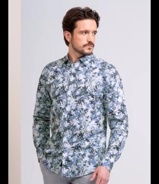 Long Sleeve Shirt Print on fine po Quiet Harbor VSI211202