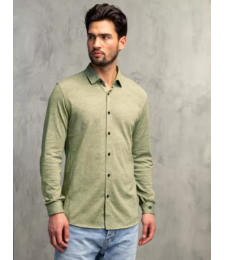 Long Sleeve Shirt Jersey Pique Jac Avocado CSI211202