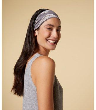 10Days Headband ethnic tonal grijs 20-922-1201