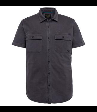 Short Sleeve Shirt Garment dye jer Asphalt PSIS212269