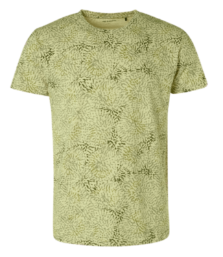 No Excess T-Shirt Crewneck Allover Printed Ya **01 11320307