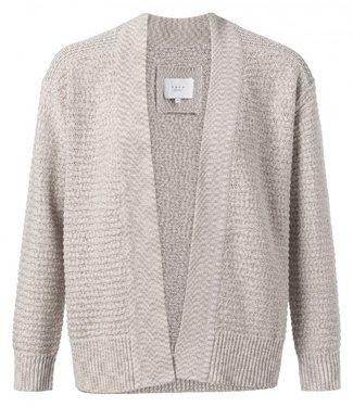 Yaya Structure knitted cardigan **00 101075-014
