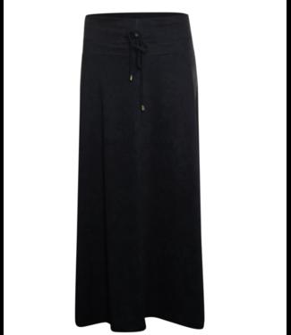 Poools Skirt long grijs 023122