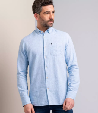 Vanguard Long Sleeve Shirt Cotton linen **00 VSI213230