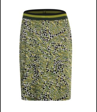 Poools Skirt print multicolour 023102