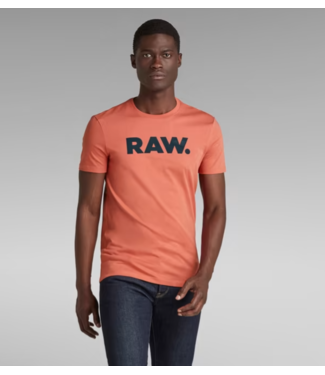 G-Star Raw slim oranje D19860-336-C431