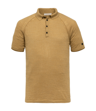 Short sleeve polo slim fit knitted **00 CPSS213876