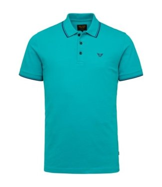 Short sleeve polo stretch pique **01 PPSS214871