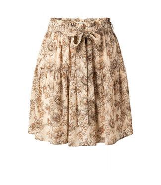 Yaya Printed mini skirt **00 1401140-115