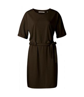 Yaya Jersey dress with cord detail **00 1809331-115