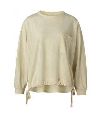 Yaya Gathered bottom sweatshirt **00 1009435-115