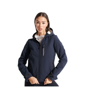 Superdry Artic softshell jacket donkerblauw W5010292A