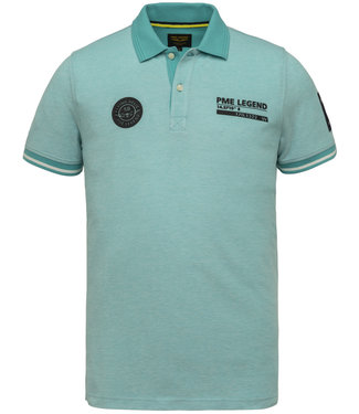 Short sleeve polo two tone pique **01 PPSS214873