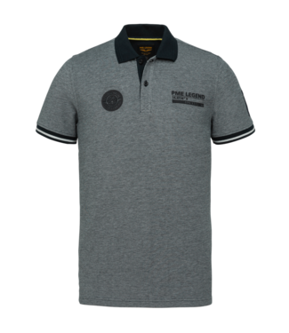 Short sleeve polo two tone pique **00 PPSS214873