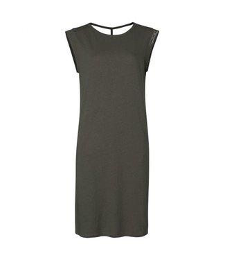Yaya Jersey dress with back detail **00 1809347-120