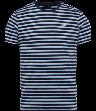 Short sleeve r-neck liquid jersey Sky Captain VTSS212253