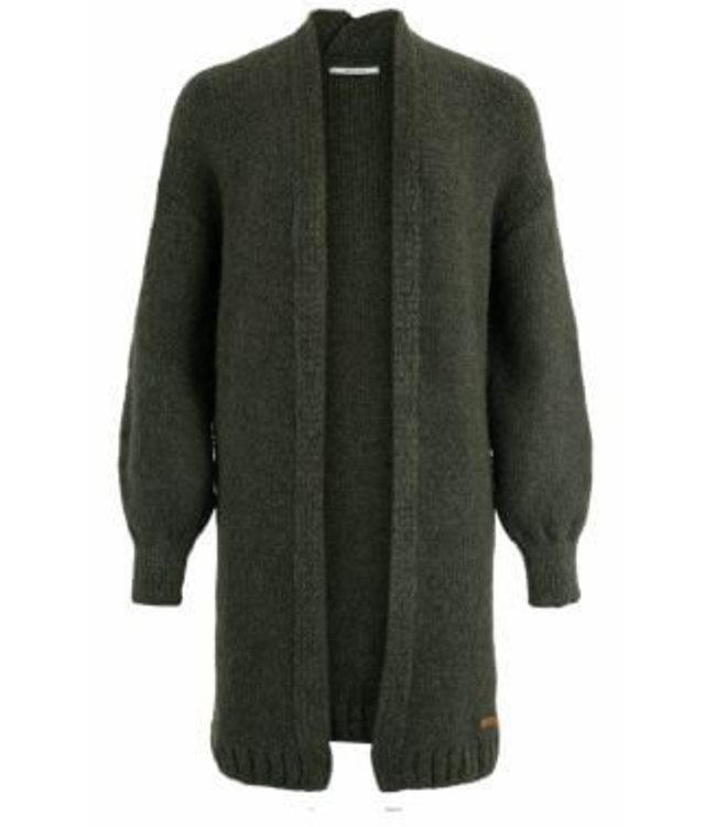 Moscow Vest groen 38.10 Mackenzie